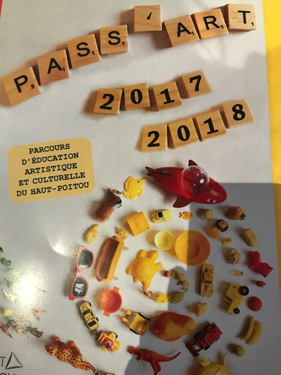 Pass Art Mirebeau 2017